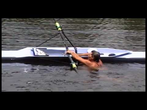 How to Get Back into Your Scull after Flipping