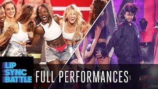 Download Lupita Nyong'o's ″Whatta Man″ vs. Regina Hall's ″Earned It (Fifty Shades of Grey)″ | Lip Sync Battle Video