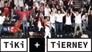 Damian Lillard Is Absolute Greatness | Tiki +Tierney