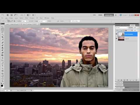 Photoshop CS5: Understanding Layers