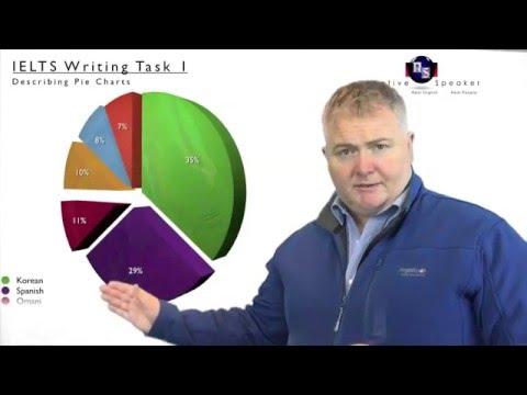 Describing a Pie Chart - Getting Started