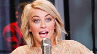 Julianne Hough Part 1 Interview On Air With Ryan Seacrest