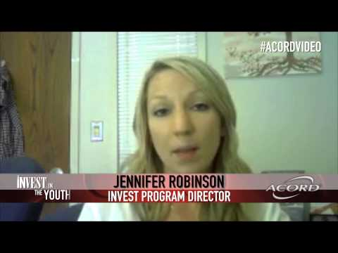 INVEST in the Youth- Jennifer Robinson