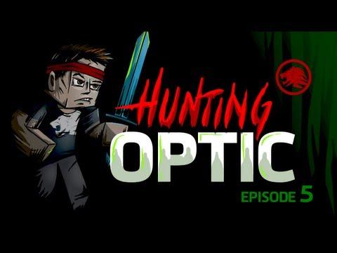 Minecraft: Hunting OpTic - Finding OpTic Village! (Episode 5)