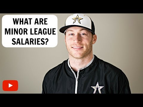 How Much Are Minor League Salaries?