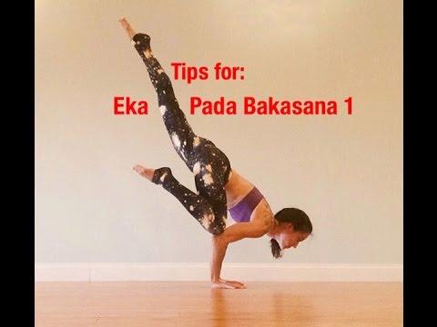 Quick Tips for Eka Pada Bakasana