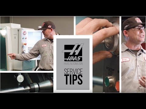 Proper Installation of a Pin-Drive Spindle - Haas Automation Service Tip