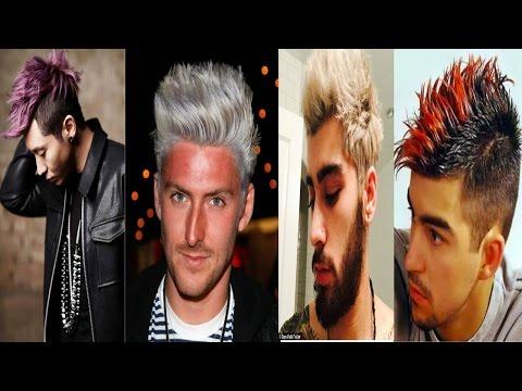 Top 15 Best Men's Hair Color Ideas - Men's Hair Color Transformations - Hair Color Trends and Ideas