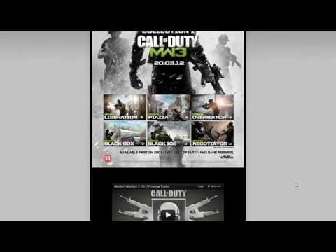 Modern Warfare 3 DLC 1 DOWNLOAD | PC, Xbox 360 and PS3