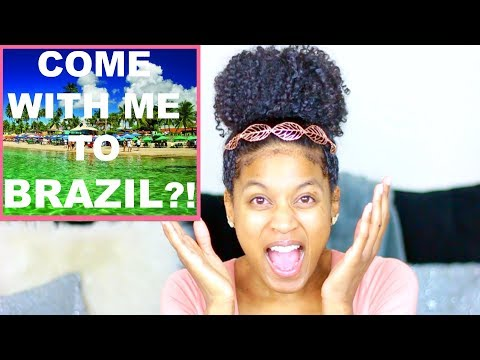 Let's Go To BRAZIL!!|One Love Travel Club