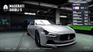 Forza Horizon 2 Presents Fast & Furious - All Cars | List (HD) [1080p]
