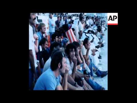 SYND 13 11 76 HIGHLIGHTS OF FOOTBALL MATCH BETWEEN ARSENAL AND DUBAI