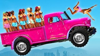 GTA 5 FAILS & WINS #52 (BEST GTA V Funny Moments Compilation)