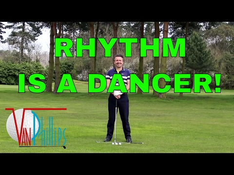 HOW TO FIND YOUR GOLF SWING RHYTHM