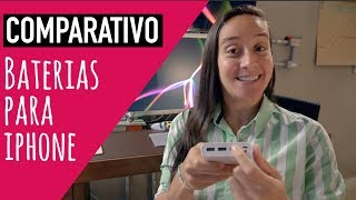 [Acessório] Bateria do iPhone está Descarregando Rápido | Marília Guimarães | EntendendoiPhone