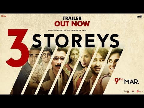3 Storeys Official Trailer | Richa | Renuka Shahane | Pulkit | Masumeh | Sharman | Ankit | Aisha