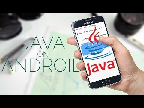 JAVA ON ANDROID PHONE!! - [OFFLINE] - Run JAVA Programs On Android Phone
