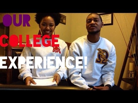 Our College Experience!