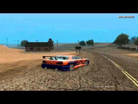 GTA SA Turbo cleo mods (all vehicle)