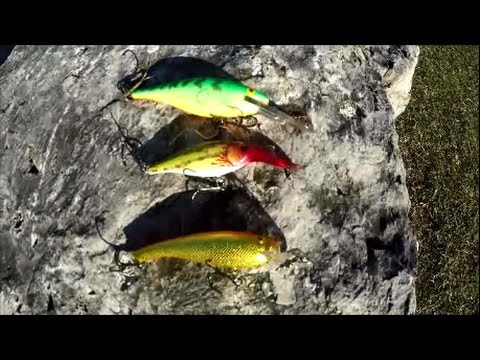 3 fishing  lures and a great wet walk in the river.