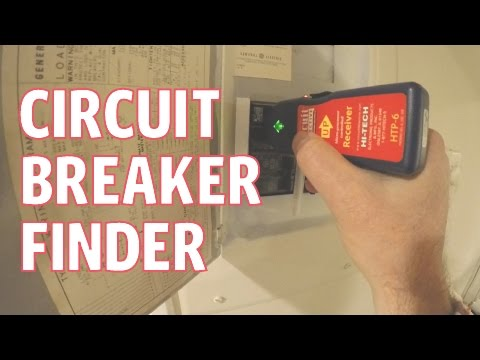 Circuit Breaker Finder How to Locate and Map