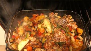 Aj bnayi mazedar mix vegetables/Mix vegetables easy recipe