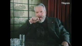 Orson Welles Talks Touch of Evil, James Cagney & Jean Renoir