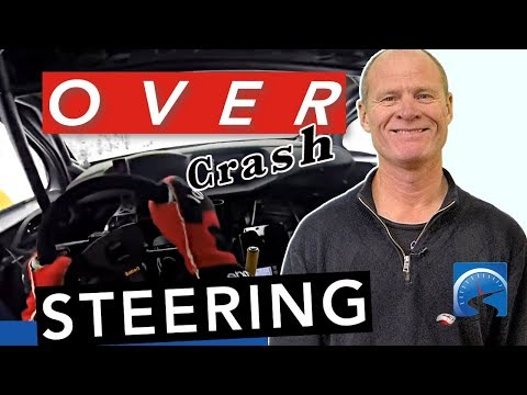 Over—Steering on Highways & Freeways & Crashing | Crash Analysis Smart