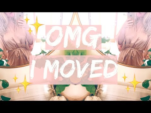 OMG IM MOVING?! | Moving Vlog // MarissaLace