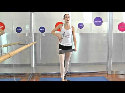 How to Improve Leg Extension for Ballet : Dance & Ballet Conditioning