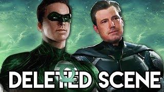 Justice League - Green Lantern DELETED SCENE