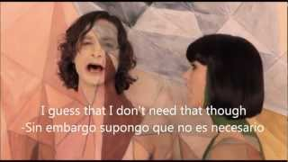 Gotye - Somebody That I Used To Know -Traducida & English