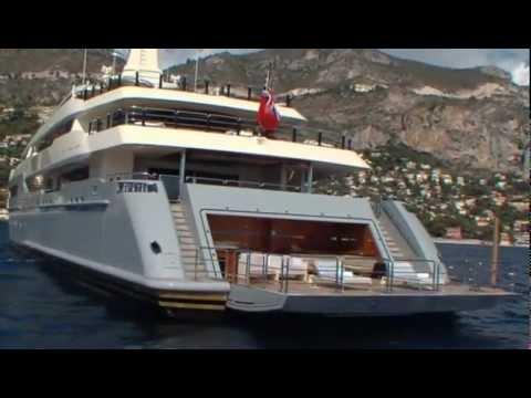 Luxury SuperYacht - CRN 72m M/Y Azteca