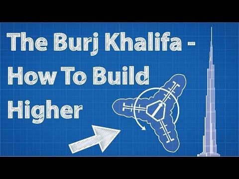 Burj Khalifa - How To Build Higher