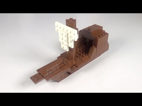 Lego Pirate Ship (001) Building Instructions - LEGO Classic How To Build - DIY