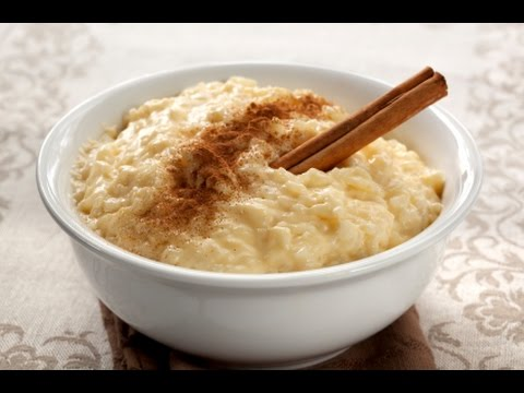 Rice Pudding   One Pot Chef