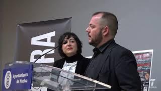 Jeromo Segura presenta nuevo disco Huelva