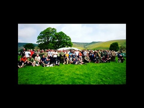 bushcraft show weekend 2016 (the alternative meet) GNBC