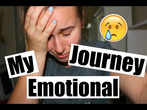 My Emotional Journey to College: Moving Out!