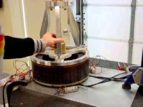 Inner flywheel of Power Ring Energy Storage System