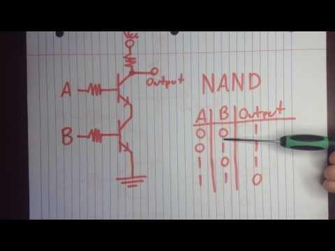 Transistor Logic Gates