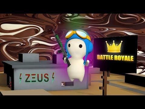 My First Battle Royal Experience - MilkChoco