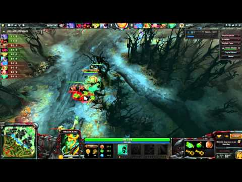 [DOTA2] How do the last hit of this?