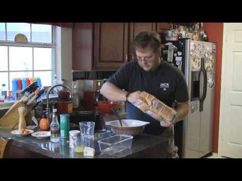 Making Basic Beer Bread - Part 1