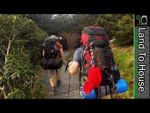 AT and Grassy Ridge Hike and Camp