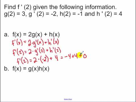 3.3 - Rules for Differentiation Day 2 (2017)