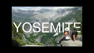 Yosemite National Park-First time Guide to hiking & lodging