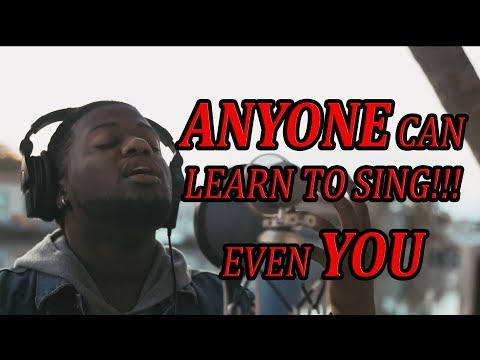 PROOF THAT ANYONE CAN LEARN TO SING!! EVEN YOU! | I TAUGHT MYSELF HOW TO SING (2010-2017)