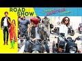 Download Chandigarh Amritsar Chandigarh - Gippy Grewal   Sargun Mehta   Road Show Videos   Gabruu MP3,3GP,MP4