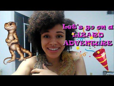 Lizard Adventure #1